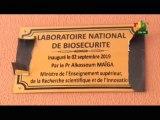 RTB/Le Burkina  Faso dispose désormais d'un laboratoire national de bio-sécurité