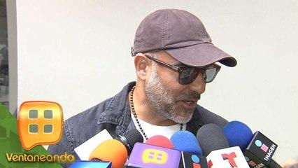 ¡Héctor Suárez Gomis confiesa que hace días temió por la vida de su papá!   Ventaneando