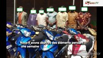 Police nationale  Des voleurs d'engins mis hors d'état de nuire