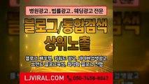바이럴마켓팅〖LJVIRAL.COM〗블로그컨설팅