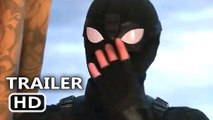 SPIDER MAN FAR FROM HOME Trailer # 4