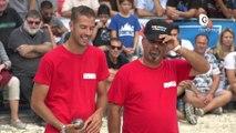 Reportage - Des champions du Monde de pétanque à Crolles !