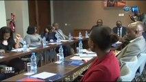 RTG - Reunion des membres du comité exécutif avec les membres du comité local de la FANAF pour préparer la 44eme assemblée générale de la FANAF