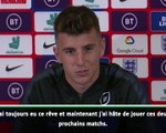 """Angleterre - Mount : """"Je prends toujours en compte les conseils de Lampard"""""""
