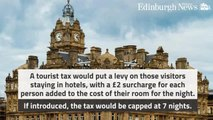 Edinburgh tourist tax explained