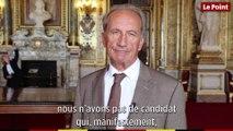 Gérard Longuet : « Le Rassemblement national est un véritable repoussoir »