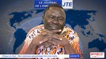 JTE : Violences xénophobes en Afrique du Sud, Gbi de fer déçu «C'est honteux, j'ai pitié de vous»