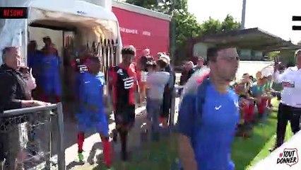 Résumé du match amical N3 / Equipe de France Militaire
