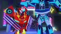 Transformers: Cyberverse - [Season 1 Episode 8]: Terminal Velocity