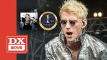 Machine Gun Kelly Is Still Talking About His Eminem Diss One Year Later