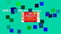 [NEW RELEASES]  AI Superpowers