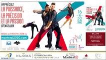 Championnats québécois d'été présenté par Kloda Focus, Novice  Messieurs, prog. court
