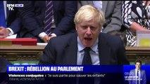 Brexit: le récit du cinglant revers de Boris Johnson au Parlement britannique