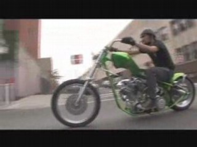 """Indian Larry """"The Shop"""""""