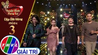 Tuyet dinh song ca Cap doi vang 2019 Tap 3 FULL