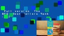 Full version  The BFG  Best Sellers Rank : #2