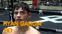Ryan Garica On Manny Pacquiao
