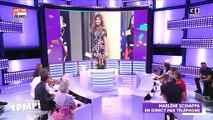 """Cyril Hanouna appelle en direct la Ministre Marlène Schiappa dans """"Touche pas à mon poste"""" hier soir en direct sur C8"""
