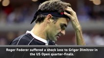 Ailing Federer out of US Open