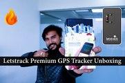 Letstrack Premium GPS Tracker Unboxing
