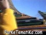 ALUCINAKIS montagne russe looping  roller coaster