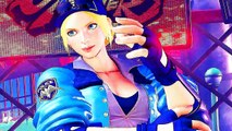 "STREET FIGHTER V ARCADE EDITION ""Lucia"" Bande Annonce de Gameplay"