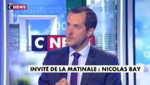L'interview de Nicolas Bay