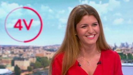 Marlène Schiappa - France 2 mercredi 4 septembre 2019