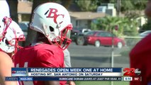 BC ready for new season, starting quarterback yet to be named