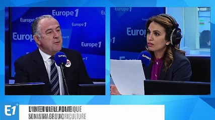 Didier Guillaume - Europe 1 mercredi 4 septembre 2019