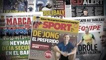 Les fans du Barça préfère Frenkie de Jong à Antoine Griezmann, Kalidou Koulibaly remis en question en Italie