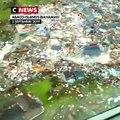Découvrez les images aériennes des Bahamas après le passage de l'ouragan Dorian qui a fait au moins 7 morts - VIDEO