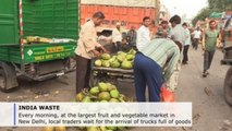 In India, nearly half of fresh goods go to waste due to poor infrastructure