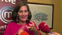 Samantha Vallejo Nágera habla de la relación de Colate y Gloria Camila