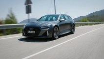 Die vierte Generation der RS-Ikone - der neue Audi RS 6 Avant