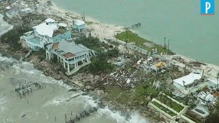 Les Bahamas dévastés par l'ouragan Dorian