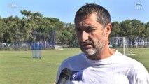 Bastia-Sedan : L'avant-match avec S. Rossi