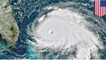 Why is Hurricane Dorian's path so tricky to predict?