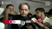 Clear Example Of Political Vendetta: Tharoor