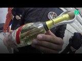 Pour qu'Usain Bolt boive du champagne en apesanteur, il a fallu inventer une bouteille bien spéciale