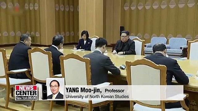 China FM Wang Yi to wrap up trip to N. Korea on Wednesday
