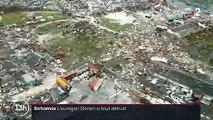 Ouragan Dorian : des images de chaos aux Bahamas