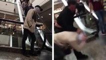 Un homme qui fait une caméra cachée se fait violemment attaquer