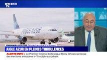 La compagnie aérienne Aigle Azur en pleines turbulences