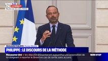 """Retraites : le projet de loi sera préparé """"avec les Français"""", annonce Édouard Philippe"""