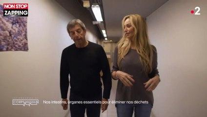 Michel Cymes embarrassé,  gros moment de gêne en pleine expérience (Vidéo)