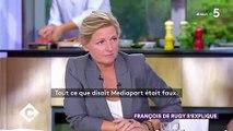 """""""Une entreprise de démolition"""" : François de Rugy conspue Mediapart après l'avoir soutenu (quand il n'était pas concerné)"""
