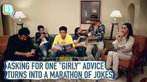When You're the Only Girl in Your Gang (Feat. Shraddha Kapoor & 'Chhichhore' Boys) - The Quint
