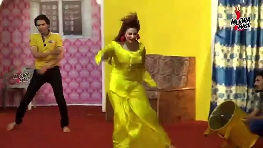 AFREEN (Mujra Masti) | PAKISTANI MUJRA DANCE (2019)| New Swag Videos