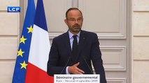 Municipales 2020: Les ministres élus ne pourront pas cumuler un ministère et un mandat local, annonce le Premier ministre Edouard Philippe - VIDEO